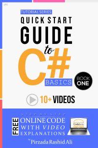 Quick Start Guide to C# Basics