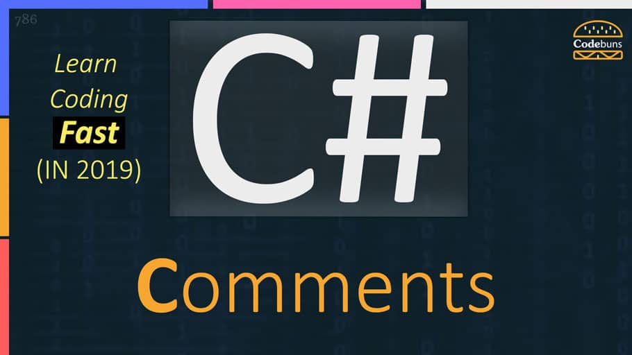 C# Comments