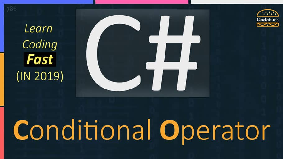 C# Conditional Operator