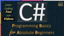 C# Programming Basics for Absolute Beginners