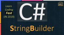 C# StringBuilder