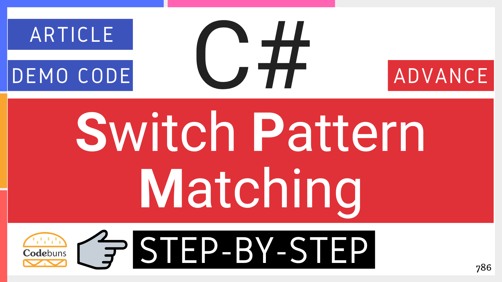 C# 7 Switch Pattern Matching